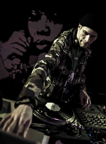 DJ Snuff. (PRNewsFoto/Raw Material)