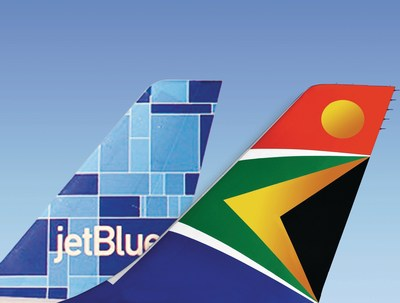 South African Airways & JetBlue Airways offer convenient service to West Africa with launch new code share flights between Washington, DC-Dulles and Accra, Ghana.