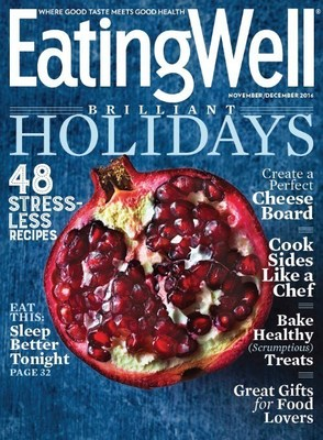 EatingWell Magazine Publishes Largest Issue In Its 26-Year History