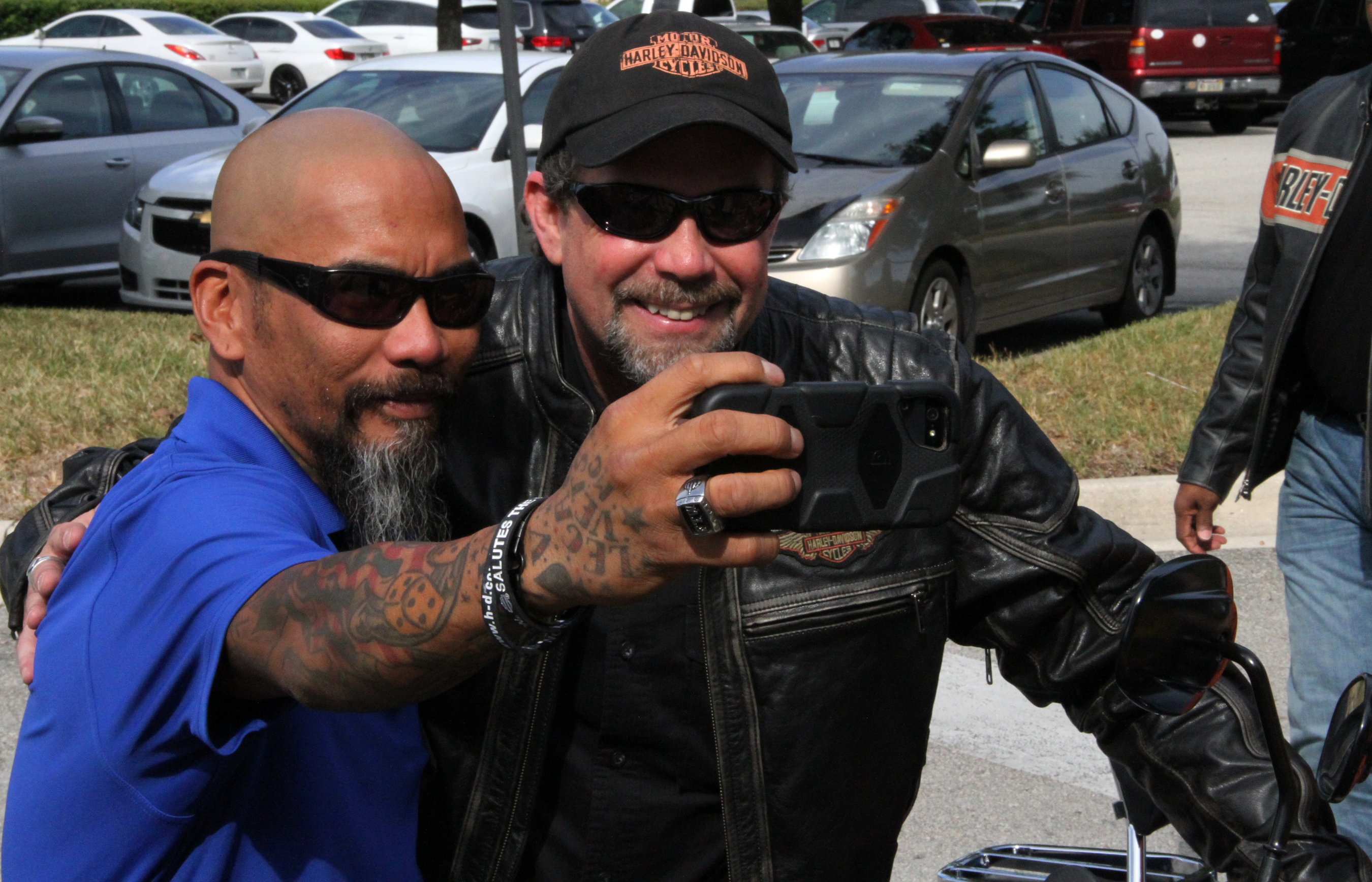mission special delivery: harley-davidson partners with wounded