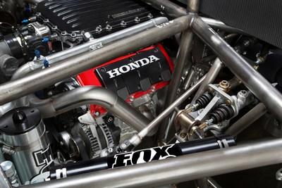 Honda Announces HPD-Powered Factory Off-Road Racing Initiative; First Race in SCORE Baja 1000