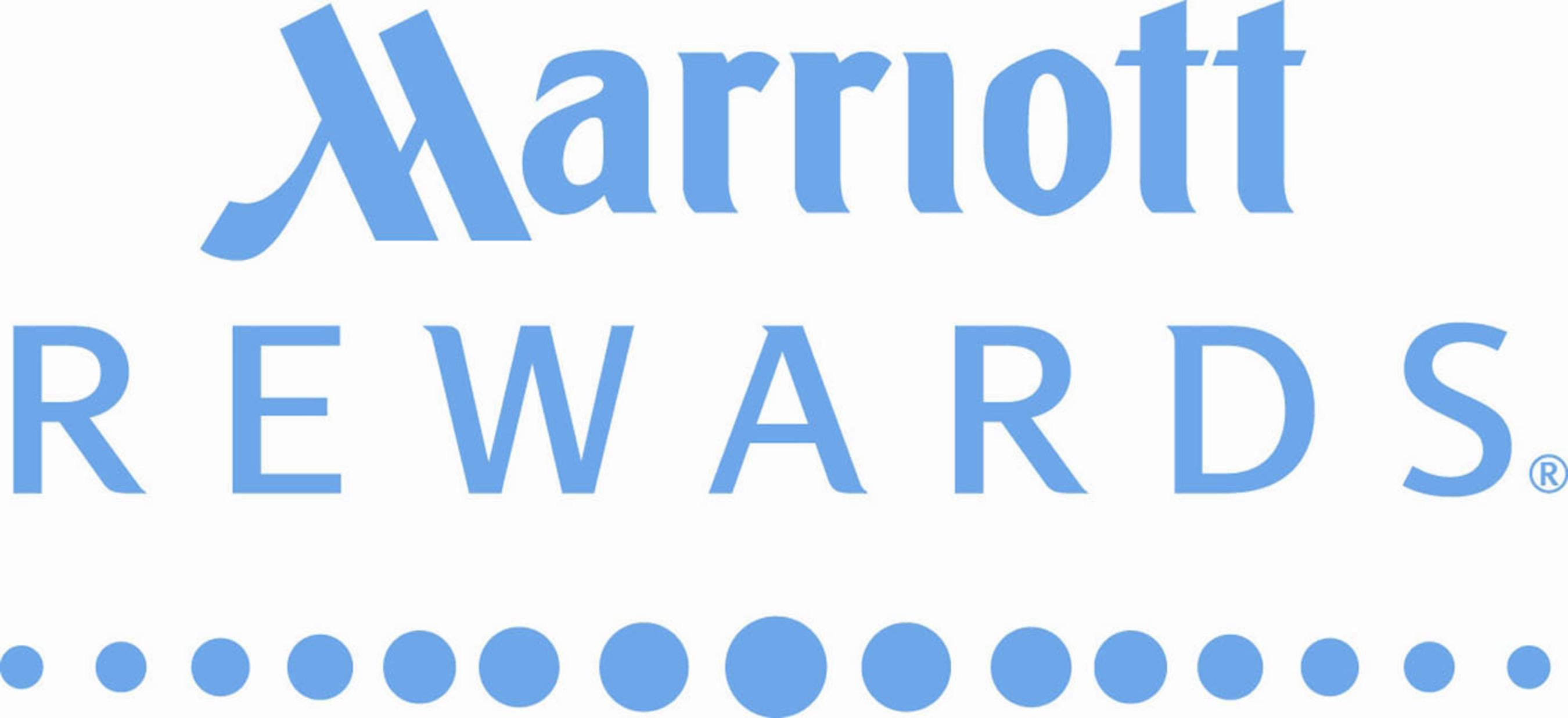 Marriott Rewards logo.