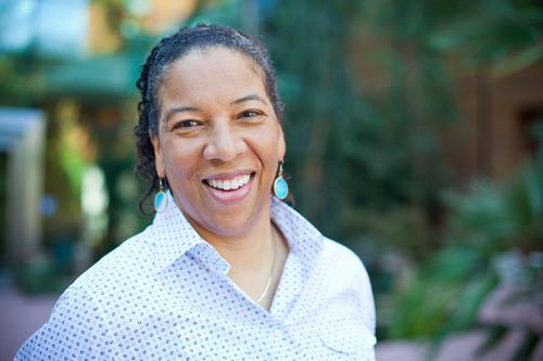 Dawn Wright, Esri Chief Scientist.  (PRNewsFoto/Esri)