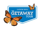 Learn more about the Lands' End Getaway at landsend.com/getawaytour!   (PRNewsFoto/Lands' End )