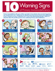 10 Warning Signs of Primary Immunodeficiency.  (PRNewsFoto/Jeffrey Modell Foundation)