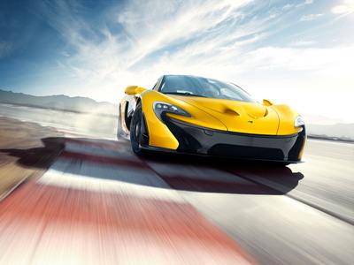 McLaren Automotive announces performance figures for the McLaren P1™