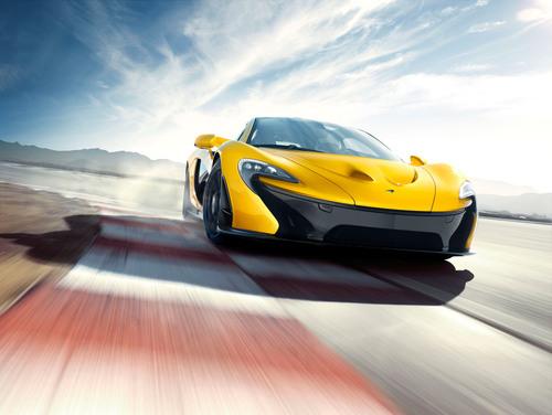 McLaren Automotive announces performance figures for the McLaren P1(TM). (PRNewsFoto/McLaren Automotive) ...