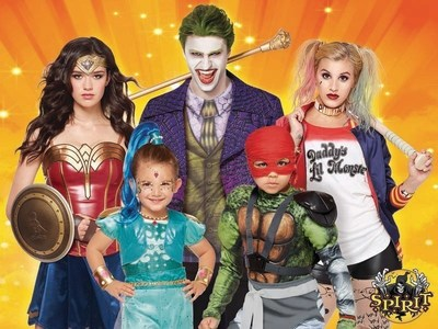 spirit halloween top costumes for 2016 - Spirit Halloweens