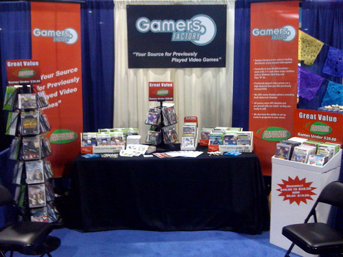 Game Trading Technologies, Inc. Attends the National Association of Convenience Store Show in