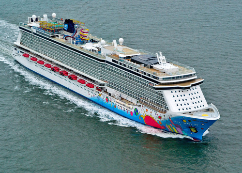 MTN and the Norwegian Breakaway Pioneer the Highest-Performing Satellite Modem - the iDirect X7 - on a Cruise ...