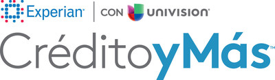 Experian and Univision Communications launch Credito y Mas, a Spanish-language, credit-focused product and online financial resource center for the U.S. Hispanic community.