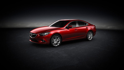 The new 2014 Mazda6 is one of the many cars at Ocean Mazda available to Miramar and Coral Terrace residents.  (PRNewsFoto/Ocean Mazda)