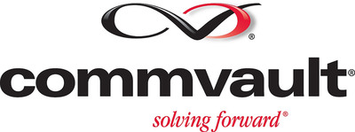 CommVault the leader in modern data and information management software.  (PRNewsFoto/CommVault)