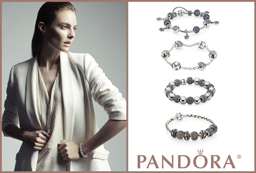 Sparkle this Season With New Pavé-Set Charm Collection from PANDORA