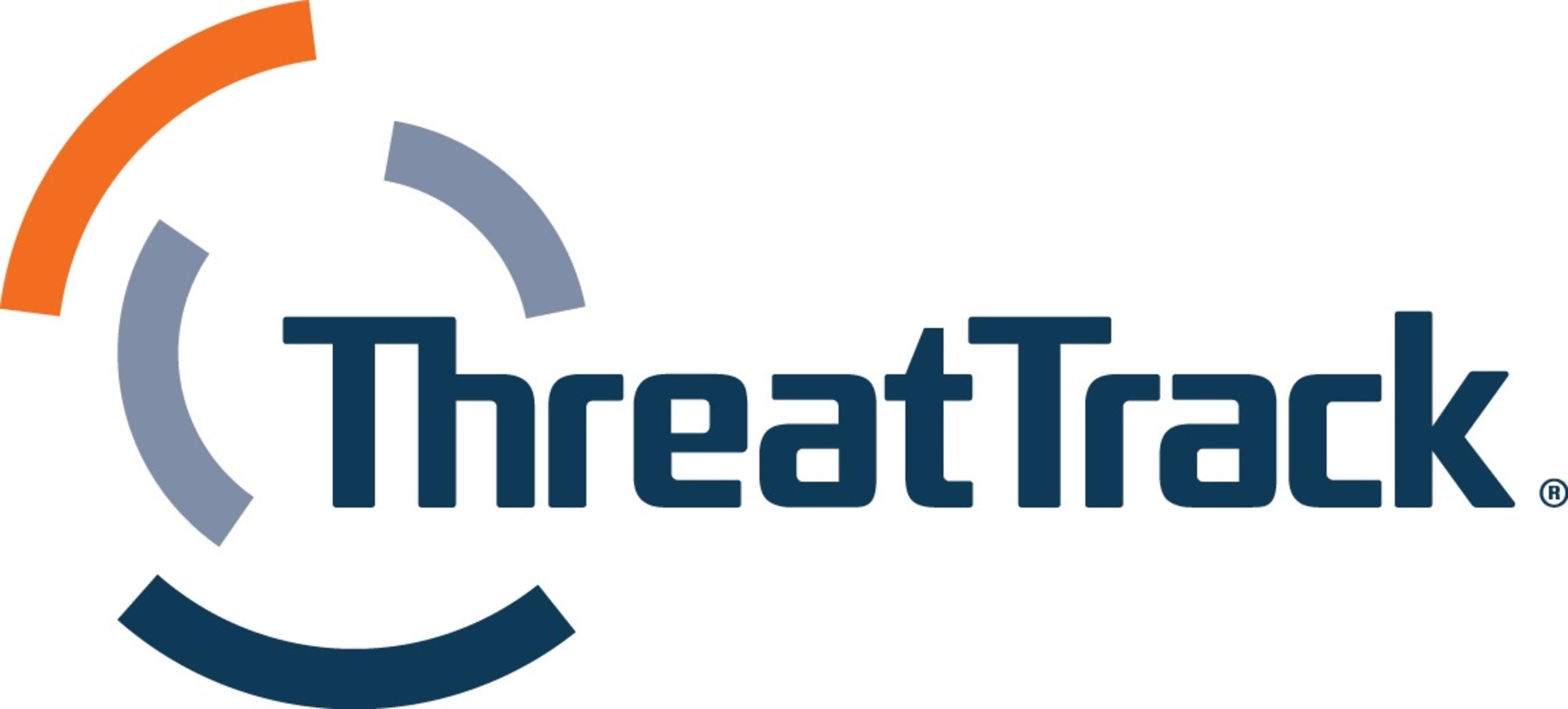 ThreatTrack Security logo.