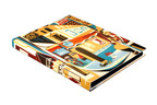 Featuring mural art created by San Francisco artist, Brian Barneclo, Solid Line's art cases for the iPad and iPad 2 are available with or without a keyboard.  (PRNewsFoto/Solid Line Products, LLC)