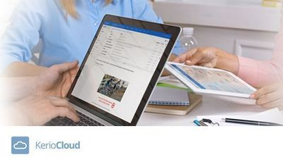 Kerio Cloud email, messaging and voice services