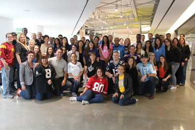 Cydcor has again been named to the Best Places to Work list compiled by the Los Angeles Business Journal. Cydcor employees in their Agoura Hills, Calif. headquarters, celebrated Cydcor's inclusion on the distinguished list for the eighth consecutive time.