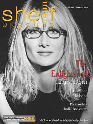 Shelf Unbound Magazine Launches New iTunes App With Special Celebrity Issue and Laura Dern Cover Photo
