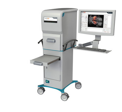 The LightPath(TM) Imaging System is now commercially available in Europe. (PRNewsFoto/Lightpoint Medical) (PRNewsFoto/Lightpoint Medical)