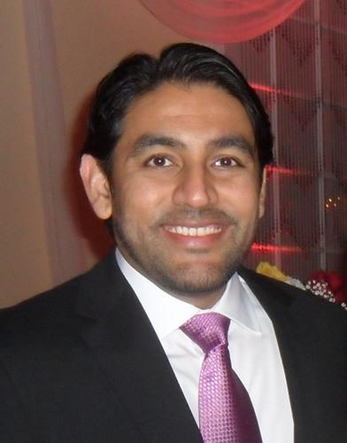 Omar Khan, Co-CEO of NetQin Mobile Inc. (PRNewsFoto/NetQin Mobile Inc.)