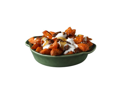 White Castle's New Loaded Sweet Potato Fries