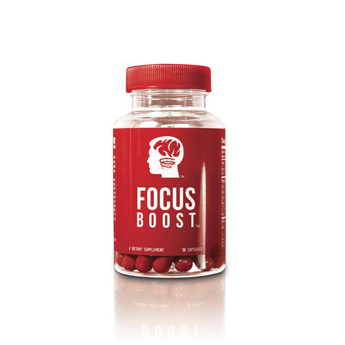 New Brain Supplement Focus Boost Launches, Boosting Alertness, Memory and Focus.  (PRNewsFoto/Focus Boost)