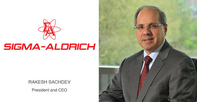 Rakesh Sachdev, President & CEO of Sigma-Aldrich, is Chair of USPAACC's 30th Anniversary & CelebrAsian Procurement Conference 2015, to be held on June 3-5 at the North Bethesda Marriott Hotel & Conference Center in Bethesda, Maryland. CelebrAsian is the country's largest B2B conference convened by Asian Americans to connect with large, medium and small enterprises.
