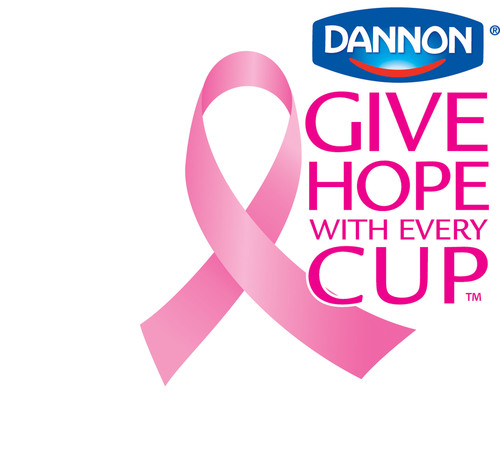 The National Breast Cancer Foundation, Inc.® and Dannon® Give Hope With Every Cup™ For Breast