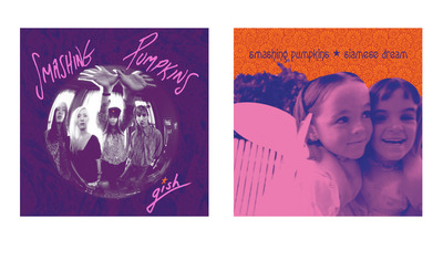 THE SMASHING PUMPKINS' First Two Groundbreaking Albums 'GISH' and 'SIAMESE DREAM' to get the Fully Remastered Treatment