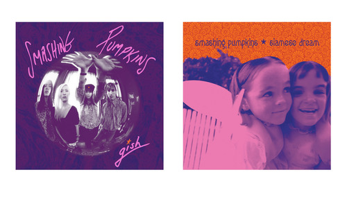 THE SMASHING PUMPKINS' First Two Groundbreaking Albums 'GISH' and 'SIAMESE DREAM' to get the Fully