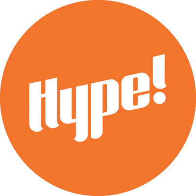 """the HYPE effect"" - an experience that ignites conversation and propels your brand.  (PRNewsFoto/The Hype Agency)"