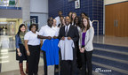 Staff members from Axxess, Kennedy-Curry, DISD Administration and the Dallas Regional Chamber