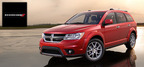 The 2014 Dodge Journey has space for seven passengers and still maintains performance that is on par with many of the vehicle's competitors.  (PRNewsFoto/Stettler Dodge)