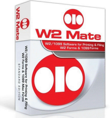 W2Mate.  (PRNewsFoto/Real Business Solutions)