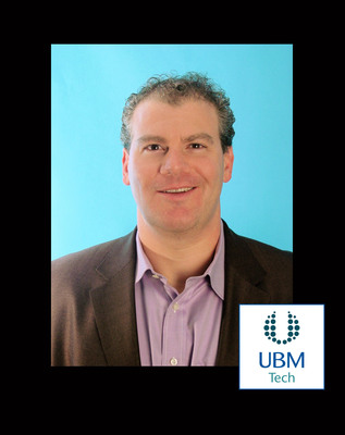 Scott Mozarsky Joins UBM Tech as President, Media and Partner Solutions.  (PRNewsFoto/UBM Tech)