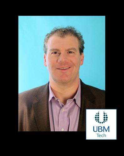 Scott Mozarsky Joins UBM Tech as President, Media and Partner Solutions.  (PRNewsFoto/UBM Tech)