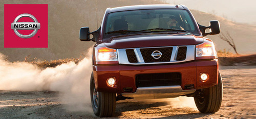 The 2014 Nissan Titan gives San Antonio drivers added strength.  (PRNewsFoto/Ingram Park Nissan)