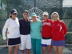 Les Grandes Dames International Tennis Tournament Celebrates 21st Anniversary at BallenIsles