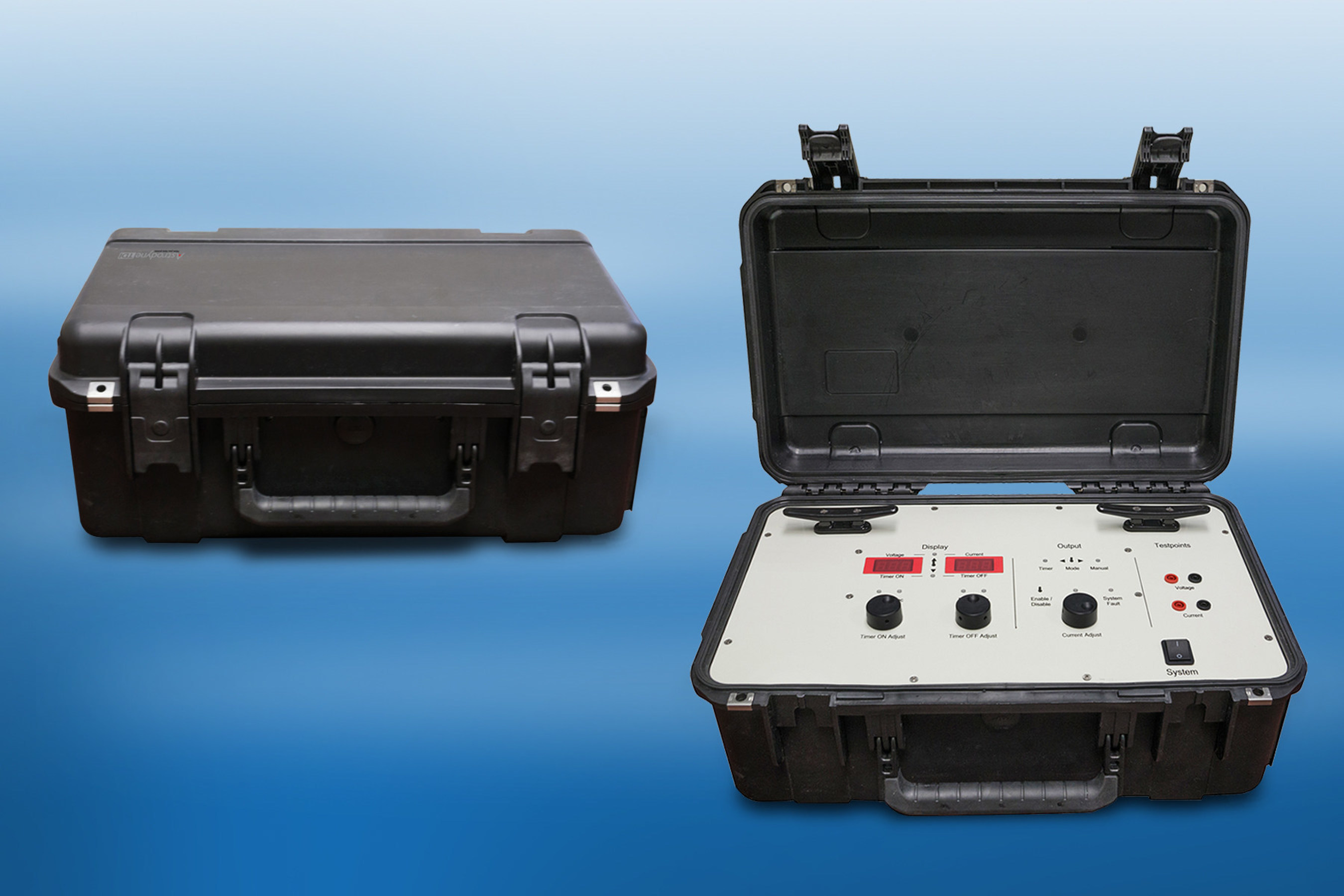 Astrodyne TDI Offers Rugged, Digitally Controlled Test Rectifier for Cathodic Protection