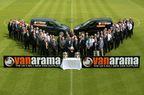 The Vanarama team