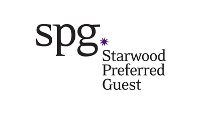 Starwood Preferred Guest logo.  (PRNewsFoto/Delta Air Lines)