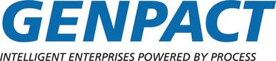 Genpact Limited Logo.  (PRNewsFoto/Genpact Limited)