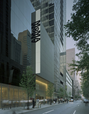 Manhattan's Museum of Modern Art (PRNewsFoto/Crystal Cruises)