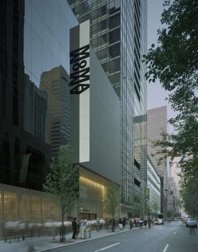 Manhattan's Museum of Modern Art (PRNewsFoto/Crystal Cruises) (PRNewsFoto/Crystal Cruises)