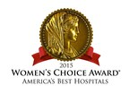 The Women's Choice Award partners with over 200 hospitals to empower women to make smart healthcare choices through community outreach and education. Awards are based on evidenced-based research.  Visit www.WomensChoiceAward.com.