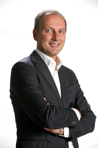 Luca Pozzoli, PartyLite Europe's Group General Manager, Switzerland & Emerging Markets, and Vice President,  ...