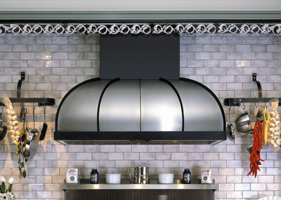 Prizer-Painter Stove Works, Inc., manufacturer of BlueStar(TM) professional cooking equipment for the home, introduces Prizer Hoods, a stunning line of professionally-inspired luxury kitchen hoods, crafted for kitchen designers, architects and homeowners who demand cutting-edge design and state-of-the-art performance. (PRNewsFoto/Prizer-Painter Stove Works, Inc.) (PRNewsFoto/PRIZER-PAINTER STOVE WORKS, INC.)