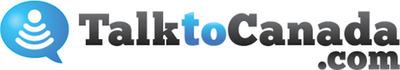 TalktoCanada logo.  (PRNewsFoto/TalktoCanada)
