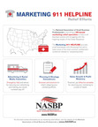 The National Association of Small Business Professionals (NASBP.us) Marketing Relief Efforts Infographic.  (PRNewsFoto/The National Association of Small Business Professionals)
